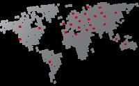 """Кукурузные жатки """"Capello"""" представлены во всем мире."""