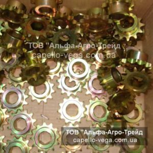 01051000 01051001 зірочка Z-12 Capello